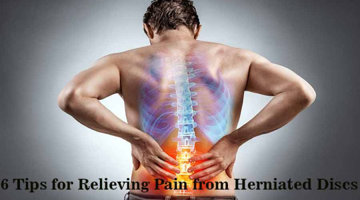 Relieving Pain from Herniated Disc