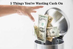 Wasting Money