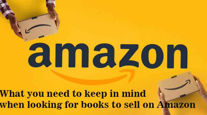 Book Sell on Amazon