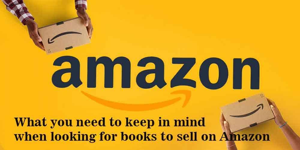 Book Sell on Amazon