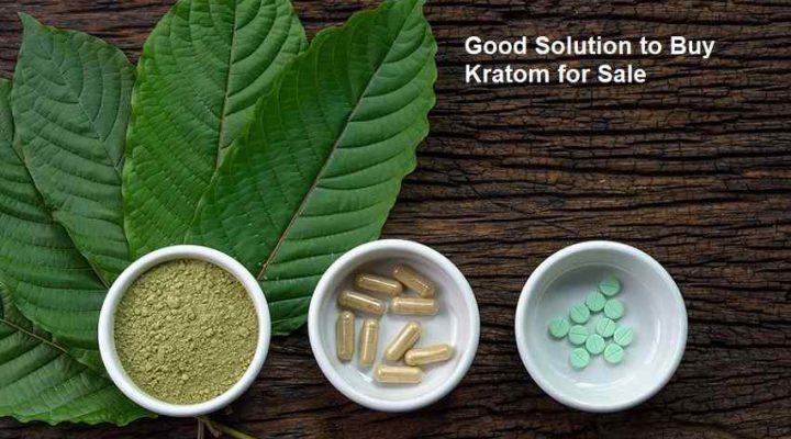 Buy Kratom for Sale