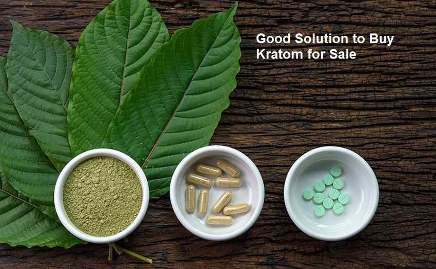 Buy Kratom for Sale