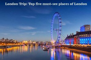 Best London Tourist Place