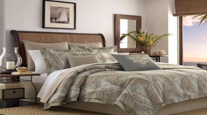 Designer bedding look