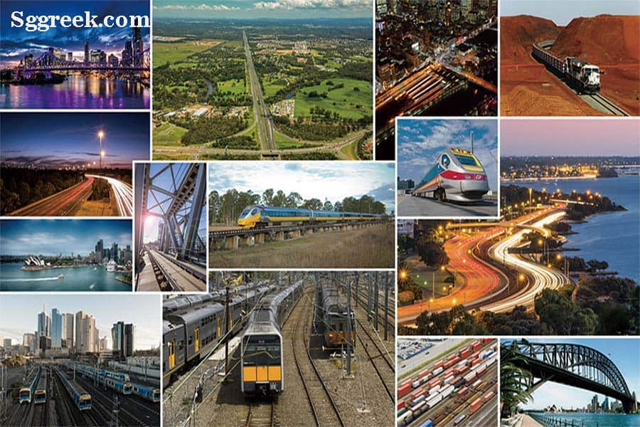 Railway Transport Infrastructure