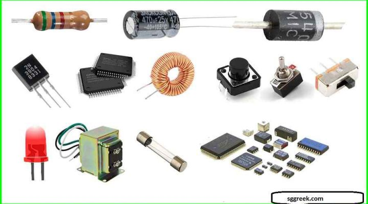 The Components of Electrical Circuits