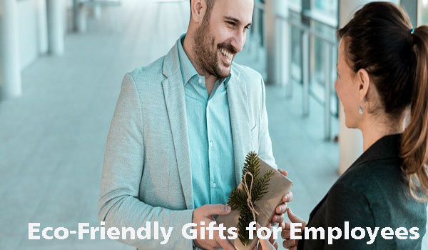 Eco-Friendly Gifts for Employees