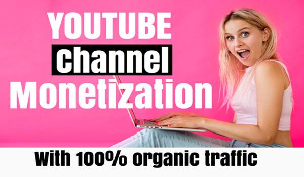 YouTube Channel Monetization Methods